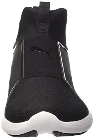 Puma Rebel Mid Swan Women's Trainers Image 4