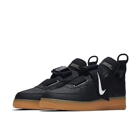 Nike Air Force 1 Utility Men's Shoe - Black Image 2