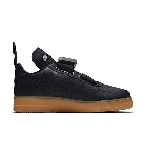 Nike Air Force 1 Utility Men's Shoe - Black Image 3