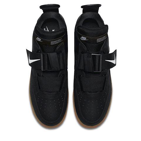 Nike Air Force 1 Utility Men's Shoe - Black Image 4