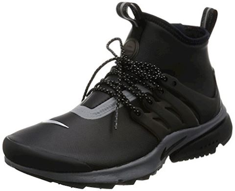 Nike Air Presto Utility Mid Womens Trainers Black Image