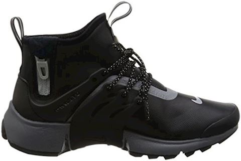 Nike Air Presto Utility Mid Womens Trainers Black Image 6