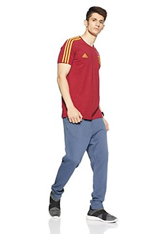 adidas Spain 3-Stripes Tee Image 4