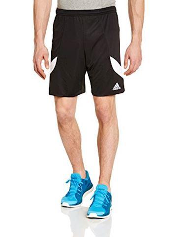 65540a148f6a58 adidas Nova 14 Shorts Black White White Image