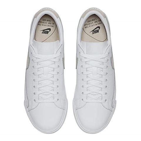 Nike Blazer Low LE Women's Shoe - White Image 2