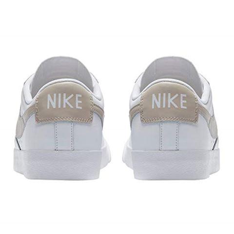 Nike Blazer Low LE Women's Shoe - White Image 3