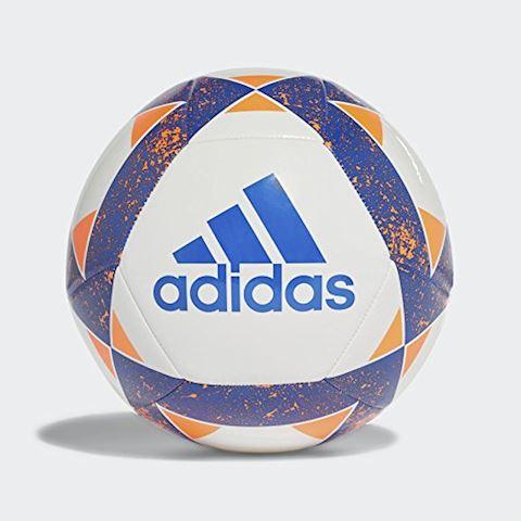 adidas Football Starlancer V - White/Blue/Solar Orange Image