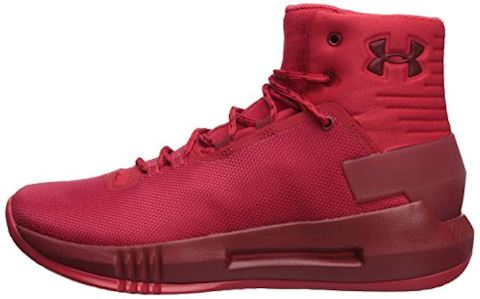 Under Armour Boys' Primary School UA Drive 4 Basketball Shoes
