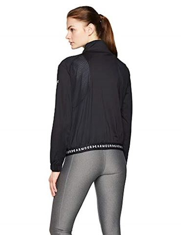 Under Armour Women's HeatGear Armour Full Zip Image 2