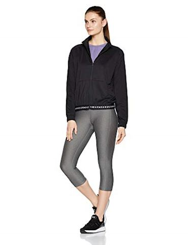 Under Armour Women's HeatGear Armour Full Zip Image 3