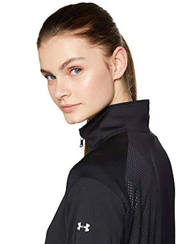 Under Armour Women's HeatGear Armour Full Zip Image 4
