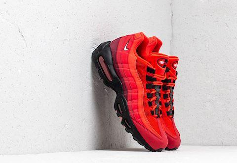 63608eae78ad Nike Air Max 95 Og Habanero Red  White-University Red Image