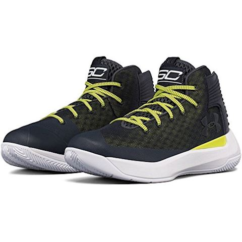 Under Armour Men's UA Curry 3ZER0 Basketball Shoes Image 3