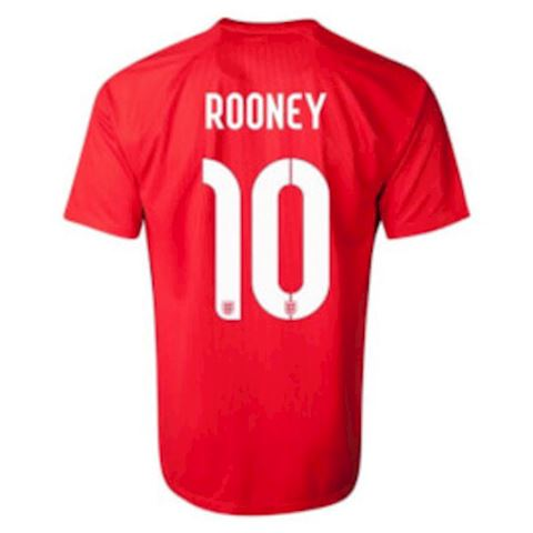 Nike England Mens SS Away Shirt 2014 Image 2