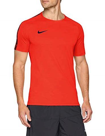 Nike Breathe Squad Men's Short-Sleeve Football Top - Red Image