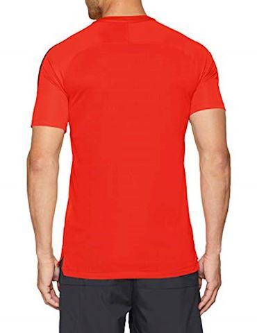 Nike Breathe Squad Men's Short-Sleeve Football Top - Red Image 2