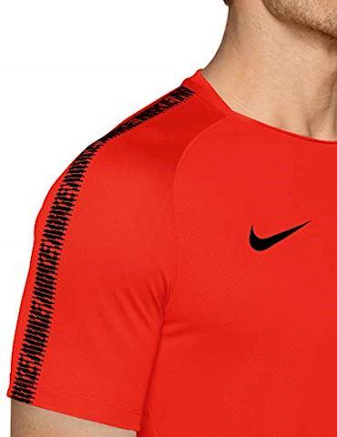 Nike Breathe Squad Men's Short-Sleeve Football Top - Red Image 3