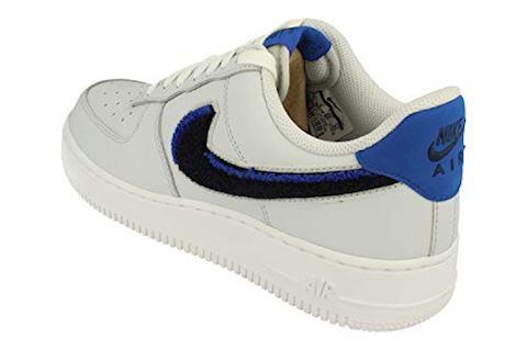 the latest 2e15c b9e7d Nike Air Force 1 07 LV8 Men s Shoe - Silver ...