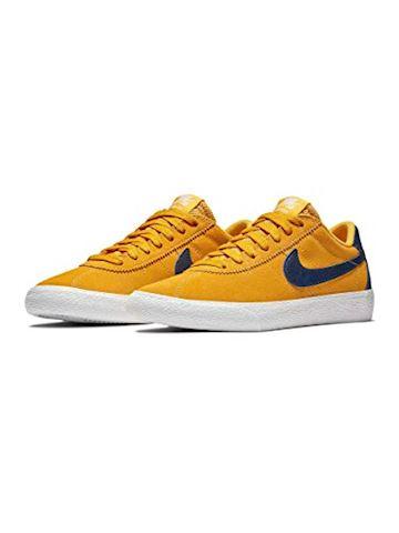 Nike SB Bruin Low Women's Skateboarding Shoe - Yellow Image 5