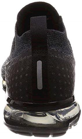 Nike Air VaporMax Flyknit 2 Men's Running Shoe - Black Image 2
