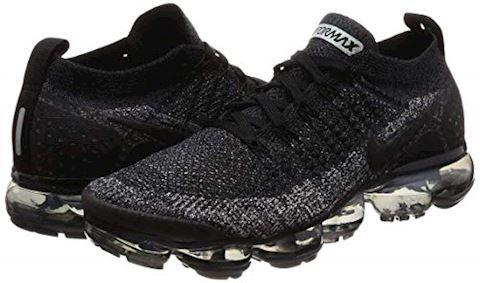 Nike Air VaporMax Flyknit 2 Men's Running Shoe - Black Image 5