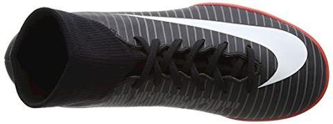 Nike Jr. MercurialX Victory VI Dynamic Fit Older Kids'Indoor/Court Football Shoe - Black Image 7