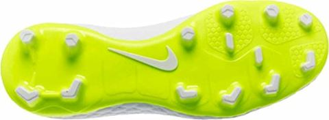 Nike Jr. Hypervenom Phantom III Academy Younger/Older Kids'Firm-Ground Football Boot - White Image 11
