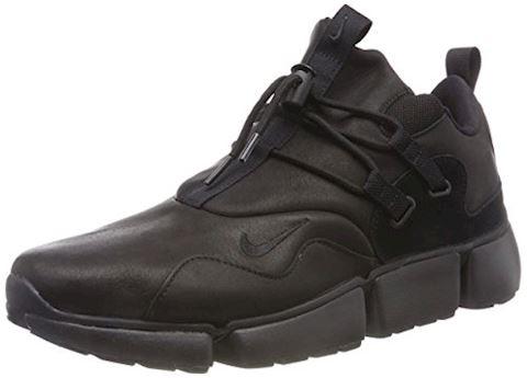 Nike Pocket Knife DM Leather Men's Shoe - Black Image