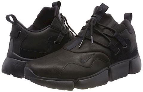 Nike Pocket Knife DM Leather Men's Shoe - Black Image 5