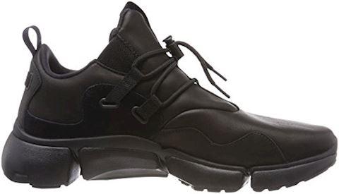 Nike Pocket Knife DM Leather Men's Shoe - Black Image 6