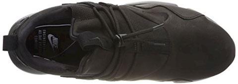 Nike Pocket Knife DM Leather Men's Shoe - Black Image 7