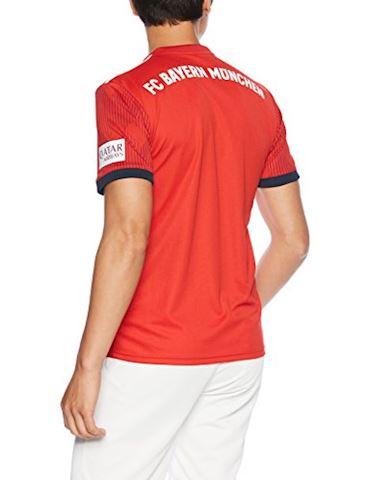 adidas Bayern Munich Mens SS Home Shirt 2018/19 Image 2