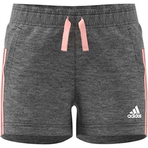 adidas Essentials 3-Stripes Mid Shorts Image
