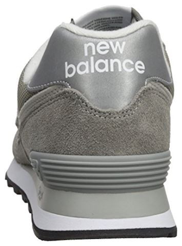New Balance  ML574  women's Shoes (Trainers) in Grey Image 2