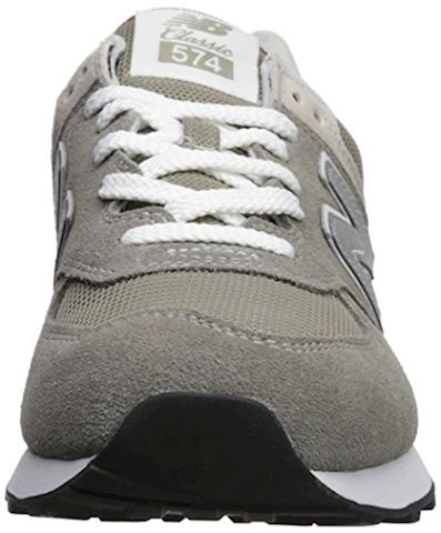 New Balance  ML574  women's Shoes (Trainers) in Grey Image 4