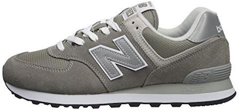 New Balance  ML574  women's Shoes (Trainers) in Grey Image 5