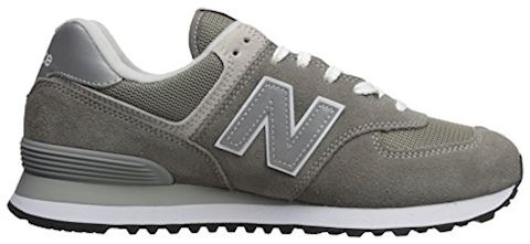 New Balance  ML574  women's Shoes (Trainers) in Grey Image 7