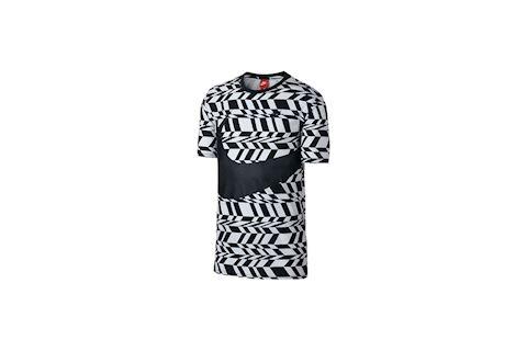 Nike Sportswear Swoosh Men's T-Shirt - White