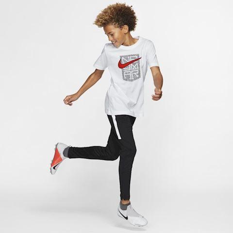 Nike Neymar Jr. Older Kids' T-Shirt - White Image 5