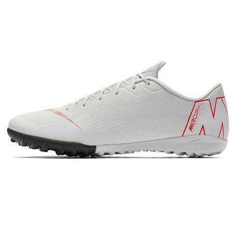 Nike MercurialX Vapor XII Academy Turf Football Shoe - Grey Image