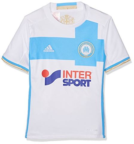 adidas Marseille Kids SS Home Shirt 2015/16 Image