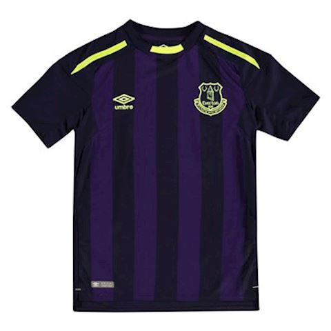 Umbro Everton Kids SS Third Shirt 2017/18 Image
