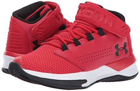 Under Armour Boys' Primary School UA Get B Zee Basketball Shoes Image 6