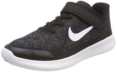 Nike Free RN 2017 Younger Kids'Running Shoe - Black Image