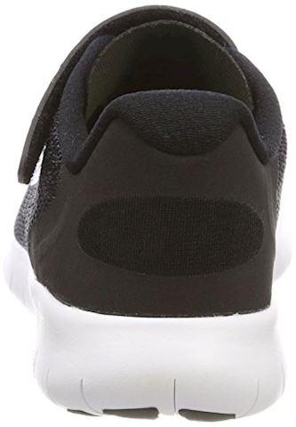 Nike Free RN 2017 Younger Kids'Running Shoe - Black Image 2