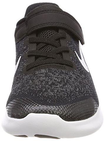 Nike Free RN 2017 Younger Kids'Running Shoe - Black Image 4