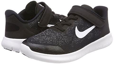 Nike Free RN 2017 Younger Kids'Running Shoe - Black Image 5