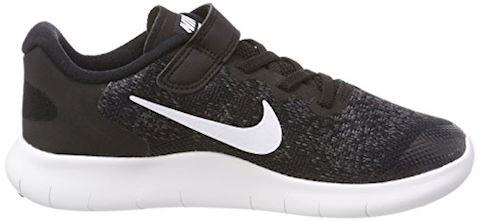 Nike Free RN 2017 Younger Kids'Running Shoe - Black Image 6