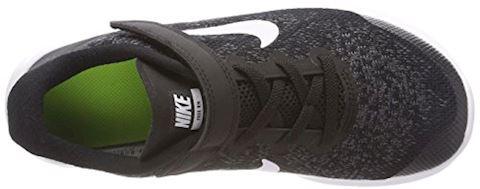 Nike Free RN 2017 Younger Kids'Running Shoe - Black Image 7