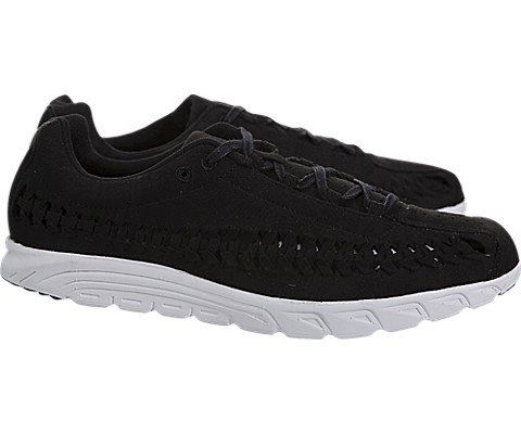 Nike Mayfly Woven Men's Shoe - Black Image 2